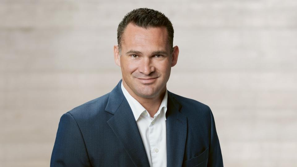 Nationalrat Marcel Dobler will die FDP im Zweiergespann führen