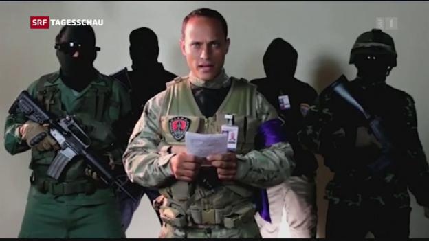 Video «Jetzt kommt es auf das Verhalten des Militärs an» abspielen
