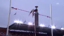 Video «Stefanidi knackt den EM-Rekord» abspielen