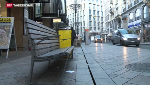 Video «Genf: Streik im Öffentlichen Verkehr» abspielen