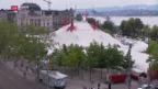 Video «Ein Platz spaltet Zürich» abspielen