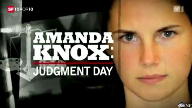 Amanda Knox geht nach Hause