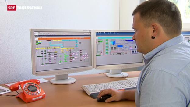 Video «Smart Meter in ganz Arbon im Einsatz» abspielen