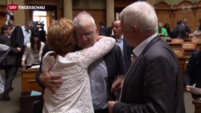 Video «Abschied aus dem Bundeshaus» abspielen