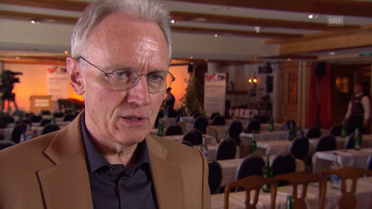 Hans-Ulrich Bigler über das Wirtschaftsfach und Lehr-Abbrüche