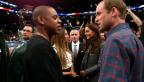 Video «Kate und William treffen Jay-Z und Beyoncé (Video ohne Ton)» abspielen