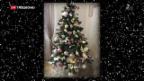 Video «Weihnachtsbäume unserer Zuschauer» abspielen