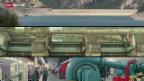 Video «Pensionskassen wollen in Wasserkraft investieren» abspielen