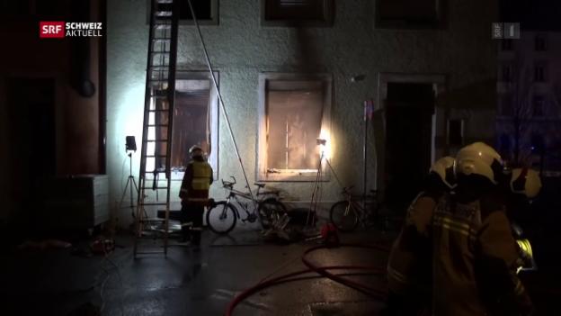 Video «Schweiz aktuell vom 26.11.2018, 19:00» abspielen