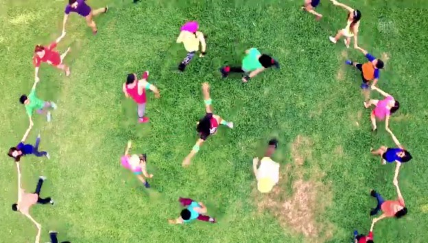 Video «Politik-Spot für junge Asiaten» abspielen