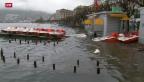 Video «Hochwasser in Locarno» abspielen
