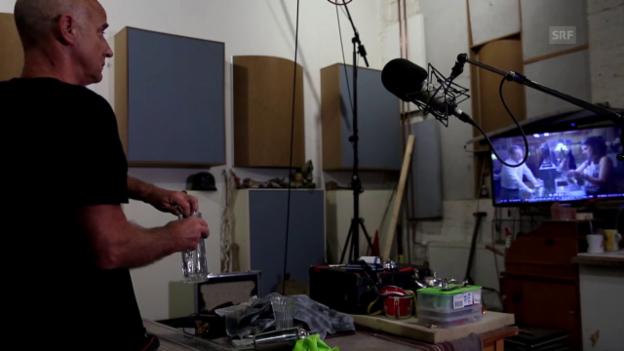 Video «Making-of, Teil 4: Geräusche» abspielen