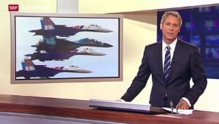 Video «Keine russischen Showflieger in Payerne» abspielen