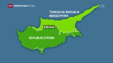Video «Gespräche zur Wiedervereinigung Zyperns» abspielen