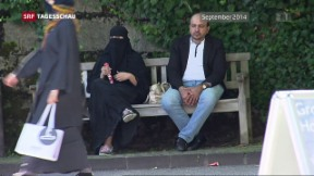 Video «Österreich und die Burka» abspielen