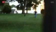 Video «Sicherheitsmängel im Weissen Haus» abspielen
