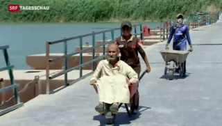 Video «IS nimmt Ramadi in Irak ein» abspielen