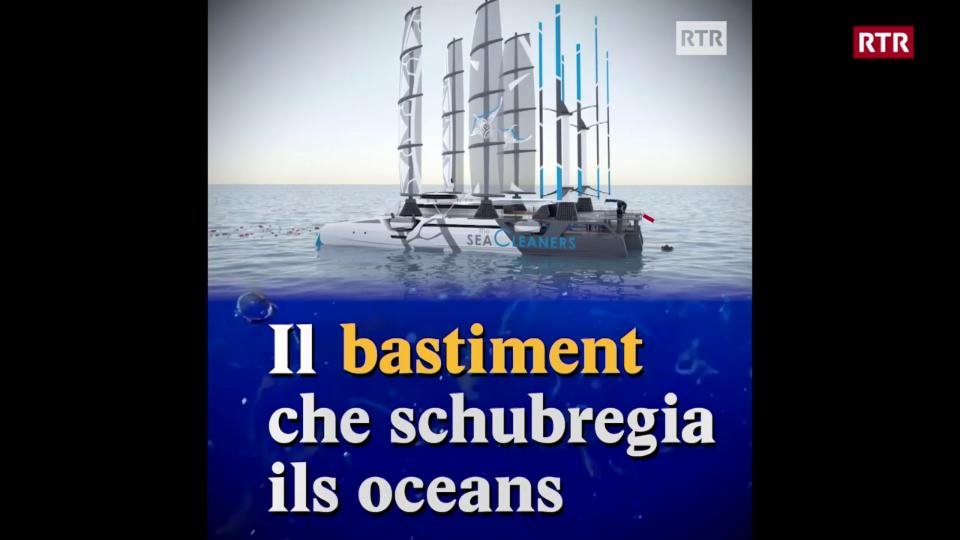 Il bastiment che schubregia ils oceans