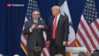 Video «Trump begnadigt Sheriff» abspielen