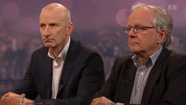 Video «Gäste: Frank Urbaniok und Sepp Moser» abspielen