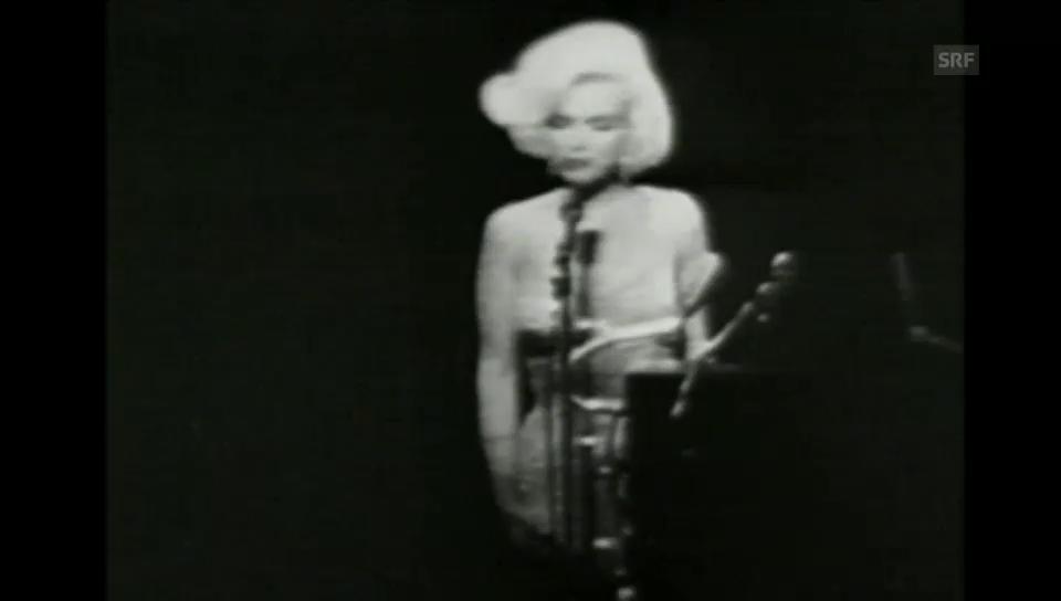 Marilyn Monroe: Die wohl bekannteste «Happy Birthday»-Sängerin