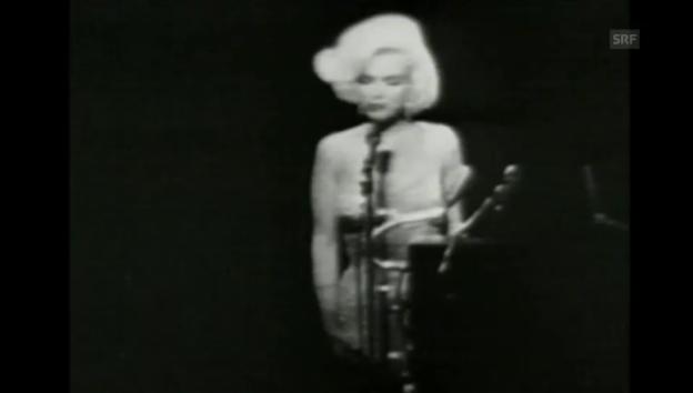 Video «Marilyn Monroe: Die wohl bekannteste «Happy Birthday»-Sängerin» abspielen