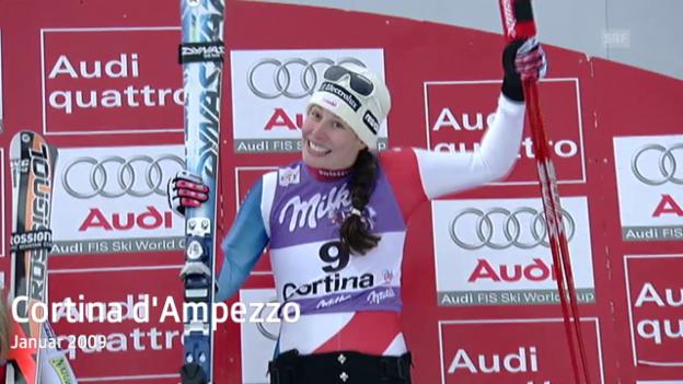 Video «Ski: Dominique Gisins Karriere im Rückblick» abspielen
