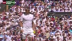 Video «Alles Roger in Wimbledon» abspielen