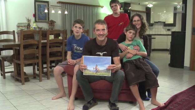 Video «2 Familien, 1 Schweiz» abspielen