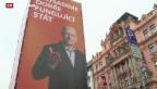Video «Machtwechsel in Tschechien» abspielen