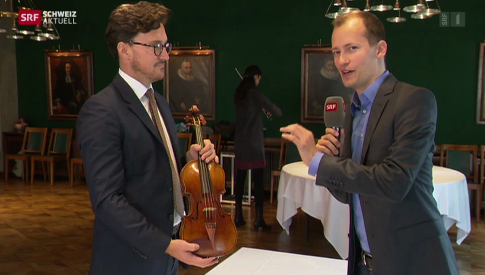 Selber Stradivari spielen