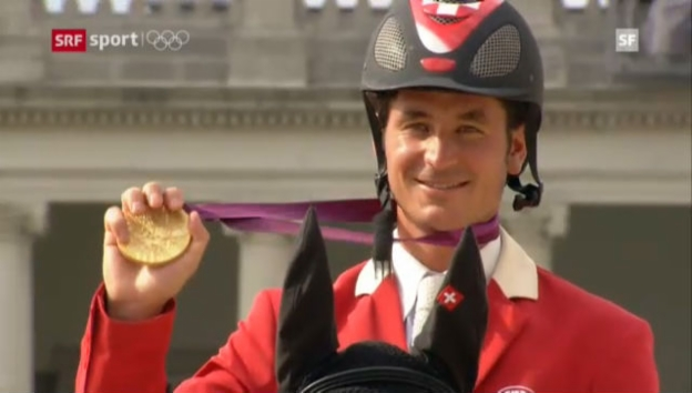 Video «Guerdats Ritt zur Goldmedaille» abspielen