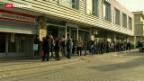 Video «6,2 Millionen Arbeitslose in Spanien» abspielen