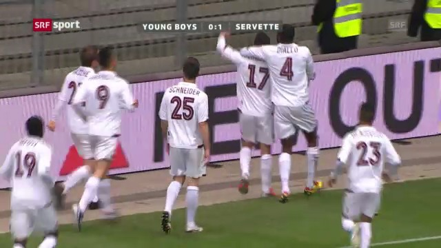 YB - Servette («sportpanorama»)