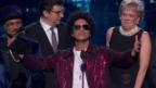 Video «Die Grammys mit einem «ausserirdischen» Gewinner» abspielen