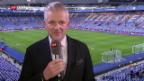 Video «Länderspiel Schweiz – England» abspielen