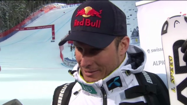 Video «Ski alpin: Interview mit Aksel Svindal («sportlive»)» abspielen