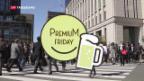 Video «Japans neuer «Premium Friday»» abspielen