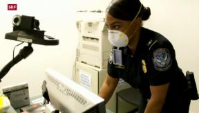 Video «Positiver Ebola-Test in Texas» abspielen