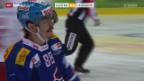 Video «Eishockey: NLA, Kloten-Lausanne» abspielen