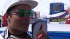 Video «Hirscher: «Kristoffersen hat Slalomfahren auf neues Niveau gehoben»» abspielen