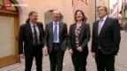 Video «Freysinger mit Glanzresultat» abspielen