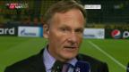 Video «Watzke: «Mannschaft geschockt»» abspielen