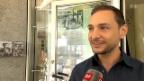 Video «Schweizer Oscarsegen: Ivan Madeo und Talkhon Hamzavi» abspielen