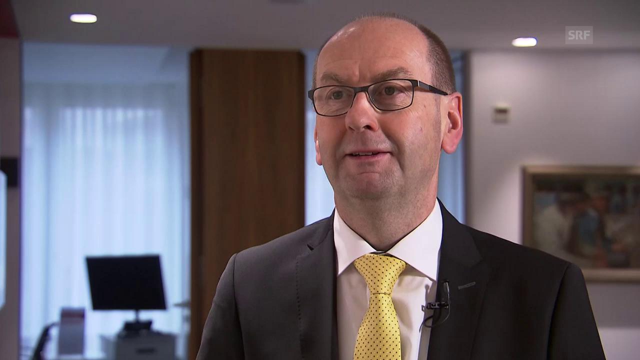 Kaspar Becker (BDP): «Wir dürfen uns nicht zu Tode sparen»