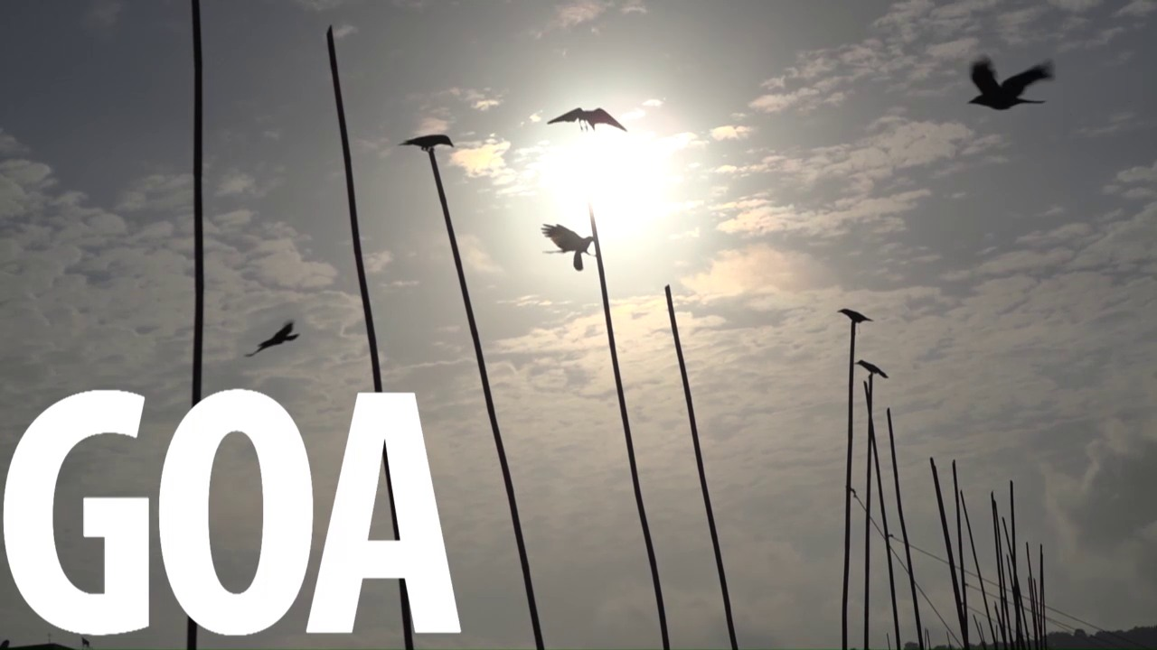 #vlog Goa