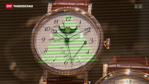 Video «Gutes Börsenjahr 2012» abspielen