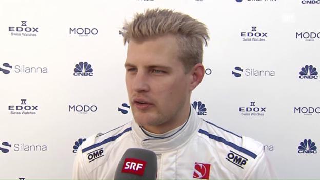 Video «Ericsson: «Nach dem schwierigen letzten Jahr haben wir wieder eine gute Chance»» abspielen