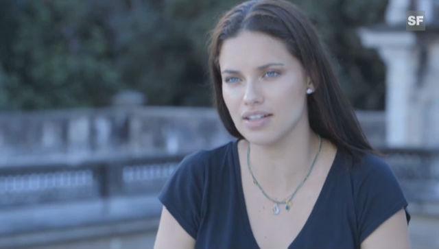 Making-of Pirelli 2013 mit Adriana Lima