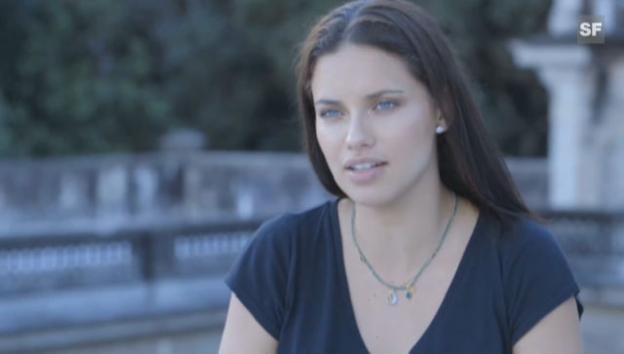 Video «Making-of Pirelli 2013 mit Adriana Lima» abspielen
